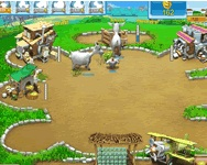 Farm Frenzy pizza party macis j�t�kok ingyen