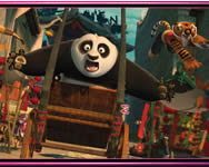 Kung Fu Panda 2 Find the alphabets macis játékok