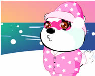Polar bear dress up j�t�k