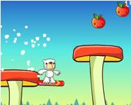 Polar bear snowboard macis játékok ingyen